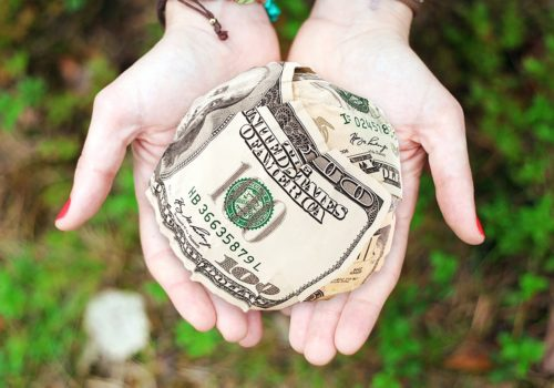 Ball of Money Offering
