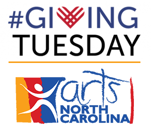 #GivingTuesday and Arts North Carolina