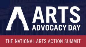 Arts Advocacy Day Logo