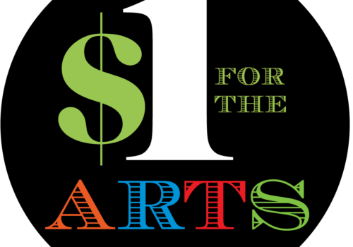 $1 for the ARTS